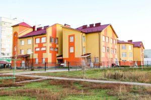 Детский Сад на ул. Ладожской