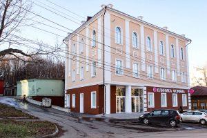 Клиника Фомина на ул. Красной