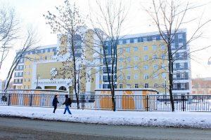 Перинатальный центр Главный корпус