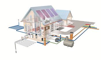 Проектирование системы водоснабжения